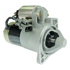 New Replacement PMGR Starter 17454N Fits 90-94 Nissan D21 Pick -up 2.4 RWD
