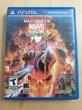 Ps Vita Ultimate Marvel vs. Capcom 3 sur Playstation Vita