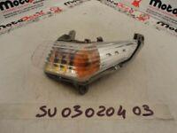 Freccia anteriore sinistra directional indicator left Suzuki Gsr 600 06 11