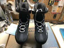New Bladerunner Women's Zephyr Recreational Ice Skates, Size 9
