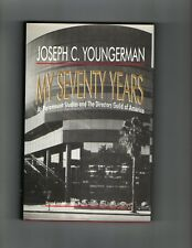 JOSEPH C. YOUNGERMAN-MY 70 YEARS AT PARAMOUNT STUDIOS AND DGA-BOOK-LIKE NEW