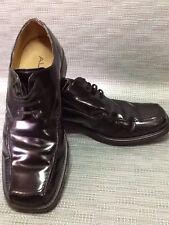 Aldo Men's sz 8 Black Dress Shoe Made In India Size EUR 41 US 8 A710182