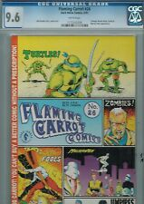 Flaming Carrot # 26 CGC 9.6 with Teenage Mutant Ninja Turtles: Make an Offer!