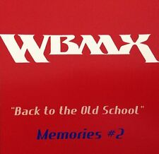 "NEW WBMX Chicago House Street Mix House music style ""BACK TO THE OLD SCHOOL"" CD"