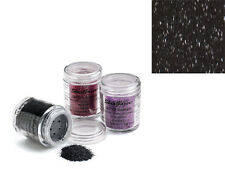 STARGAZER ONIX BLACK GLITTER SHAKER FACE BODY HAIR NAILS