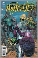 GREEN LANTERN 23.2 # MONGUL 3D COVER NEW 52