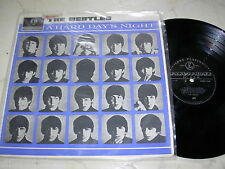 THE BEATLES A Hard Day´s Night *NEW ZEALAND A Hard Night´s Day MONO MISPRINT*