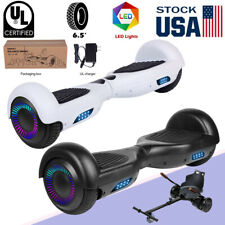 LED Two Wheels Hoverboard Electric Self Balancing Scooter/Hoverkart UL no Bag
