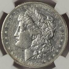1895-S $1 XF45 NGC-WHITE-MORGAN DOLLAR