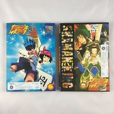 SHAMAN KING NOT COMPLETE TV JAPAN ANIME 4-DVD SET English Sub Region 0 FREE ALL