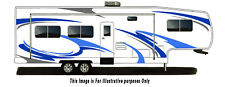 New ListingCustom Rv, Trailer Hauler, Camper, Motor-home Large Decals/Graphics Kits 28-k-2