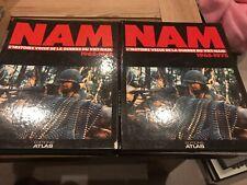NAM, l'histoire vécue de la guerre du Vietnam - 1965-1975 - Atlas 2 tomes 1 à 62