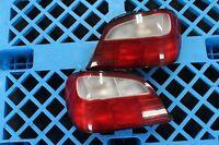 JDM Subaru Impreza V7 GDA GDB Sedan OEM Koito WRX STi Rear Tail Light Lamp Pair