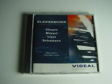 Özgür Aydin, neue CD in Folie. Klaviermusik: Chopin, Mozart, Liszt, Schumann.