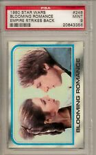 1980 STAR WARS #248 BLOOMING ROMANCE  - EMPIRE STRIKES BACK  PSA 9  MT