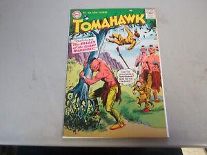 Tomahawk #46 Comic Book 1957