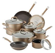 Circulon 13 Piece Non Stick Induction Stainless Steel Saucepan Cookware Set Kitchen