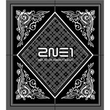 2NE1 [NOLZA!] 1ST LIVE CONCERT Album CD+Booklet+YG Family Card K-POP SEALED