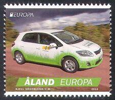 Aland 2013 Postal Transport/Cars/Motors/Motoring/Mail Car/Post Van 1v (n41614)