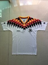 1994 Germany Home Retro Vintage Soccer Jersey S Size