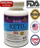 Keto Diet Pills Shark Tank BHB Advanced Weight Loss Supplement Fat Burner & Carb