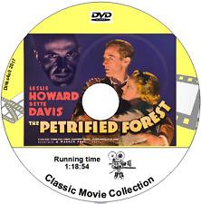 Petrified Forest - Bette Davis, Leslie Howard, Humphrey Bogart Movie on DVD 1936