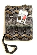 New Trendy Trends iPad 1 - iPad 2 Cross-body Carrier Cover Snake Skin Pattern
