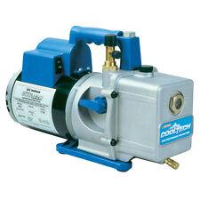 Robinair 15600 Vacuum Pump, 2 Stage, Direct