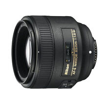 Nikon NIKKOR 85mm f/1.8 SWM AF-S IF SIC G M/A Lens NEW
