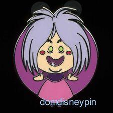 Disney Pin HKDL *World of Evil* Mystery Collection - (Madam Mim - Sword Stone)!