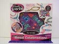Cra-Z-Art Shimmer n Sparkle Bead Celebration - Ages 6+