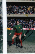 LIVERPOOL HAND SIGNED RAY CLEMENCE 6X4 PHOTO.