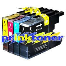 B- LC1220 / LC1240 / LC1280 INK CARTRIDGES COMPATIBLE WITH BROTHER MFC / DCP