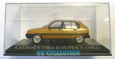 1:43 - CITROEN VISA II SUPER E (1981) - Ixo / Altaya (serie da edicola)