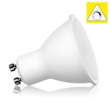 LED Leuchtmittel GU10 7W 560lm milk warmweiss DIMMBAR - KWAZAR