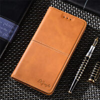 For Samsung Galaxy J3 J5 J7 2017/2016 Magnetic Flip Wallet Leather Case Cover
