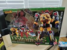 Bandai Soul of Chogokin GX-59 Mirai Robo Daltanious Action Figure New Sealed