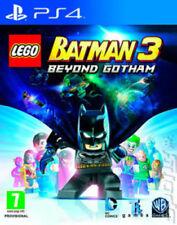 LEGO Batman 3: Beyond Gotham (PS4) VideoGames ***NEW***