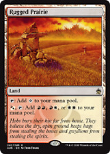 Magic: the Gathering MTG A25 MASTERS 25 RUGGED PRAIRIE M/NM FOIL RARE