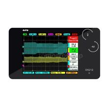 Mini Arm Dso212 Digital Storage Oscilloscope Portable Handheld 1mhz 10msas