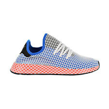 Adidas Deerupt Runner Mens Shoes Blue Bird-Blue Bird-Eqt Yellow AC8704