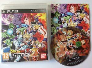 Dragon Ball Z Battle of Z Playstation 3 (Region Free)