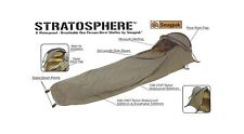 Snugpak Stratosphere Bivvy Shelter Lightweight Waterproof One Man Tent Bag Basha