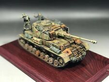 1/35 Built German Panzer IV Ausf.H w/Black dog resin supplies & T-34 Track-armor