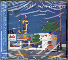 TATSURO YAMASHITA-FOR YOU-JAPAN CD Bonus Track F00
