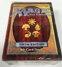 5th Edition Starter Deck MTG Magic the Gathering 60-Card Sealed English Fifth