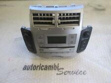 TOYOTA YARIS 1.0 BENZ 51KW (2007) RICAMBIO RADIO AUTORADIO (NON FORNIAMO CODICE)