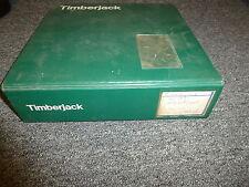 Timberjack Models 608 618 628 Feller Buncher Shop Service Repair Bulletin Manual