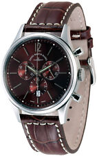Zeno Event gentiluomo Cronografo Quarzo Ronda fabbrica 5030