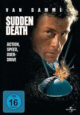 Sudden Death - Jean Claude Van Damme # DVD * OVP * NEU